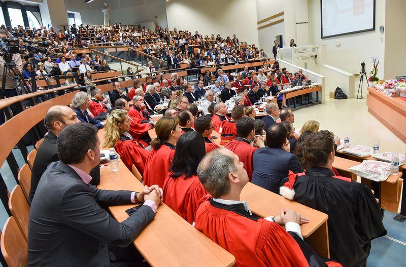 Rentrée solennelle Faculté de Droit et Sciences Politiques